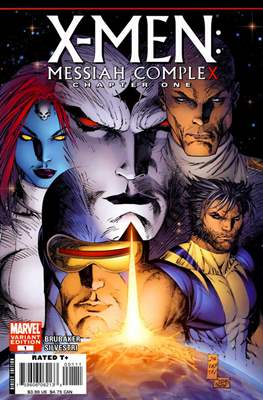 X-Men: Messiah Complex (2007) (Comic-Book) #1.1