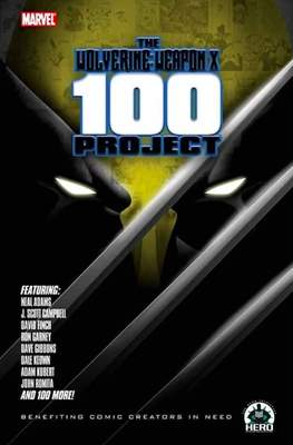 The Wolverine: Weapon X 100 Project