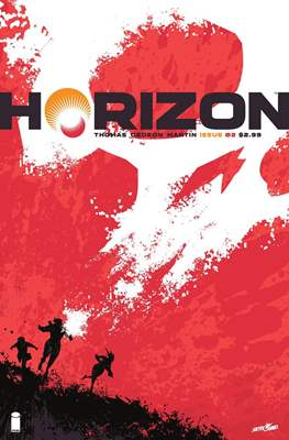 Horizon (Comic-book) #2