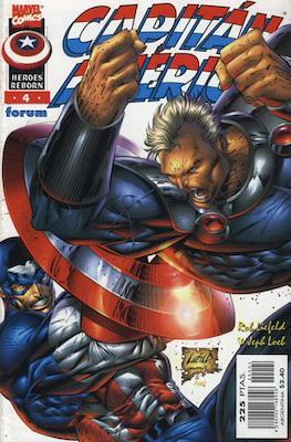 Héroes Reborn: Capitán América (1997-1998) (Grapa 24 pp) #4