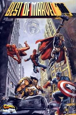 The Best of Marvel (Softcover 256 pp) #3