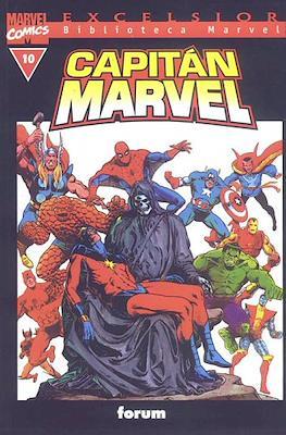 Biblioteca Marvel: Capitán Marvel (2002) #10