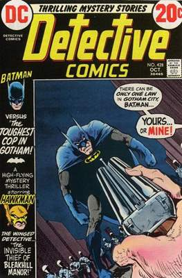 Detective Comics Vol. 1 (1937-2011; 2016-) (Comic Book) #428