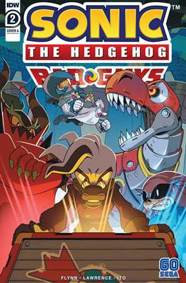 Sonic The Hedgehog: Bad Guys #2