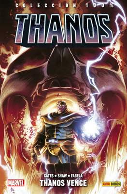 Thanos. Colección 100% Marvel HC (Cartoné 160-144 pp) #3