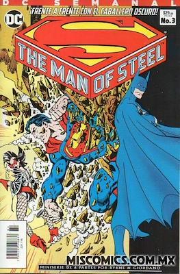 Superman The Man of Steel - DC Semanal (Grapa) #3