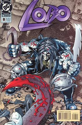 Lobo Vol. 2 (1993 - 1999 Grapa) #8