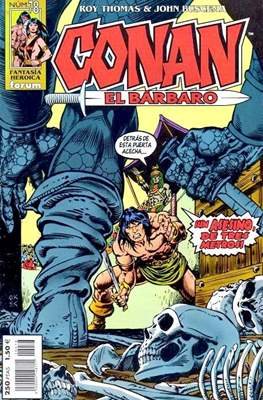 Conan el Bárbaro (1998-2001) (Grapa 24 pp) #78