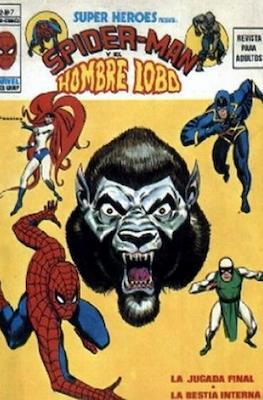 Super Héroes Vol. 2 #7