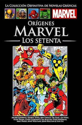 La Colección Definitiva de Novelas Gráficas Marvel (Cartoné) #87