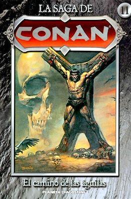 La saga de Conan (Cartoné, 128 páginas) #11