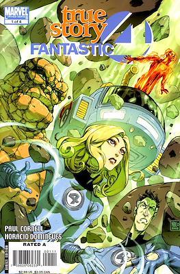 Fantastic Four: True Story (Comic Book) #1