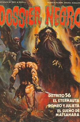 Dossier Negro (Rústica y grapa [1968 - 1988]) #164