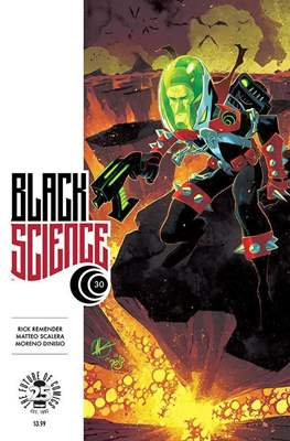 Black Science. Variant Covers (Comic-book) #30.1