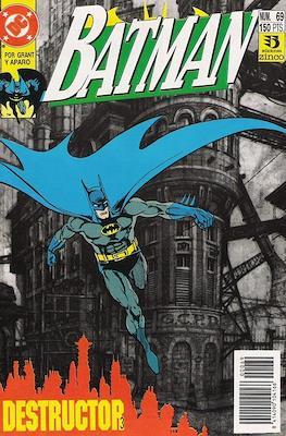 Batman (1987-1993) (Grapa) #69