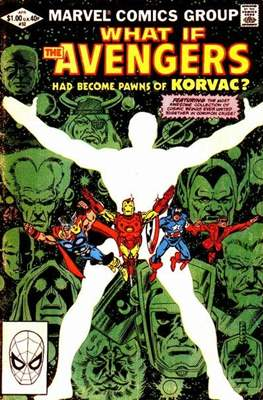 What If (Vol. 1 1977-1984) (Comic-Book) #32