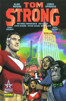 Tom Strong (Cartoné, 208 páginas (2006-2011)) #6