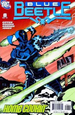 Blue Beetle Vol. 8 #8