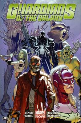Guardians of the Galaxy (Vol. 3 2013-2015) (Hardcover) #2