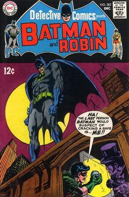Detective Comics Vol. 1 (1937-2011; 2016-) (Comic Book) #382