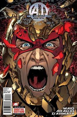 Age of Ultron (Comic Book) #10-AI