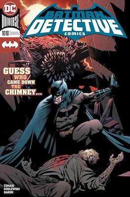 Detective Comics Vol. 1 (1937-2011; 2016-) (Comic Book) #1018