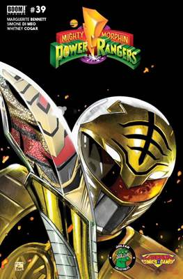 Mighty Morphin Power Rangers (Comic Book) #39