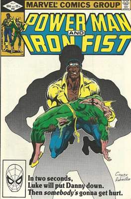 Hero for Hire / Power Man Vol 1 / Power Man and Iron Fist Vol 1 (Comic Book) #83