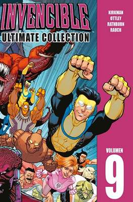 Invencible - Ultimate Collection (Cartoné con sobrecubierta) #9