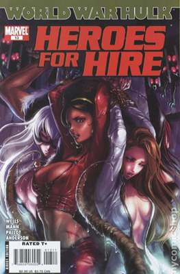 Heroes for Hire Vol. 2 (2006-2007) #13