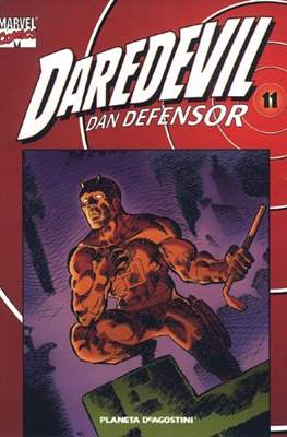 Coleccionable Daredevil / Dan Defensor #11
