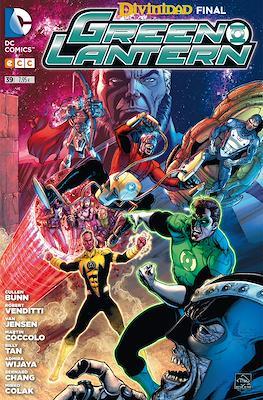 Green Lantern. Nuevo Universo DC / Hal Jordan y los Green Lantern Corps. Renacimiento (Grapa) #39