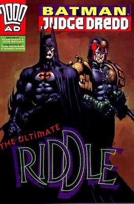 Batman/ Judge Dredd: The Ultimate Riddle