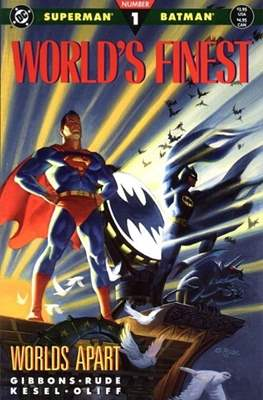 Superman Batman - World's Finest (Softcover 48 pp) #1