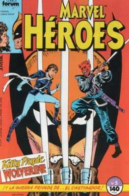Marvel Héroes (Grapa 32 pp) #5