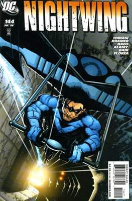 Nightwing Vol. 2 (1996) (Saddle-stitched) #144