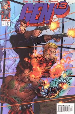 Gen 13 (1997-2002) (Comic Book) #17
