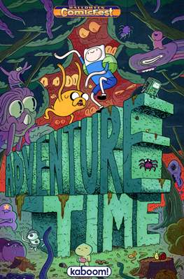 Adventure Time: Halloween ComicFest