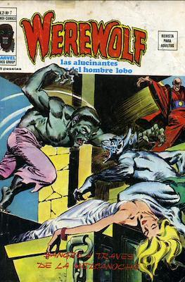 El Hombre Lobo / Werewolf (1974-1976) (Rústica 40 pp) #7
