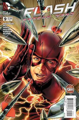 The Flash: Season Zero #9