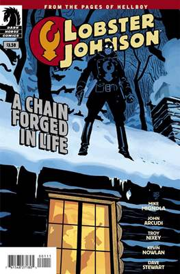 Lobster Johnson #21