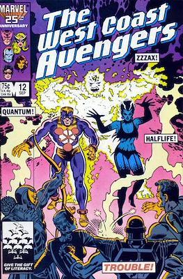 West Coast Avengers Vol. 2 (Comic-book. 1985 -1989) #12