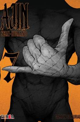 Ajin: Semi-Humano (Rústica) #7