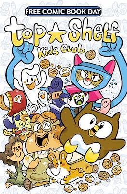 Top Shelf Kids Club. Free Comic Book Day 2011