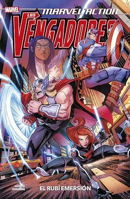 Marvel Action. Los Vengadores #2