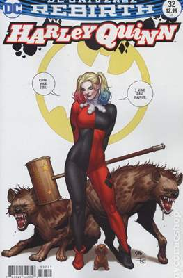 Harley Quinn Vol. 3 (2016-... Variant Cover) (Comic Book) #32