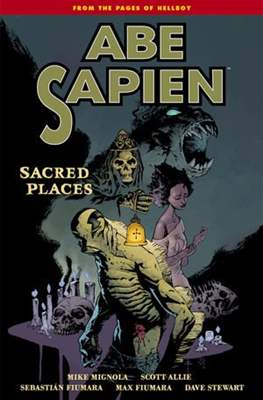 Abe Sapien (Softcover) #5