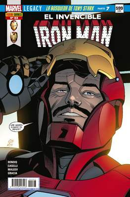 El Invencible Iron Man Vol. 2 (2011-) (Grapa - Rústica) #93