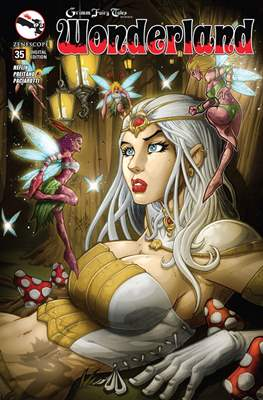 Grimm Fairy Tales presents Wonderland (Comic Book) #35