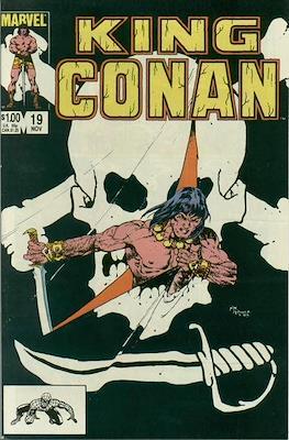 King Conan / Conan the King (Grapa, 48 págs.) #19